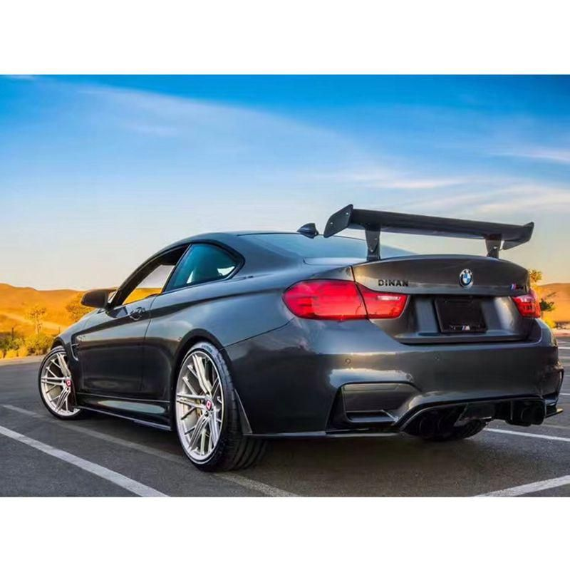 Montford Car Styling Gts Carbon Fiber Modified Rear Spoiler Tail