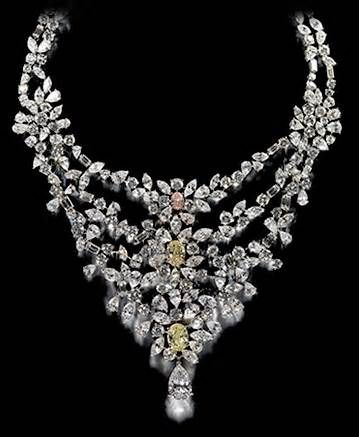 Diamond Necklaces - Bing images