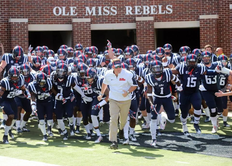 2016 Ole Miss Rebels Football Schedule Ole miss rebels