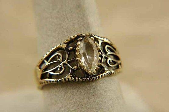 Antique Ring.