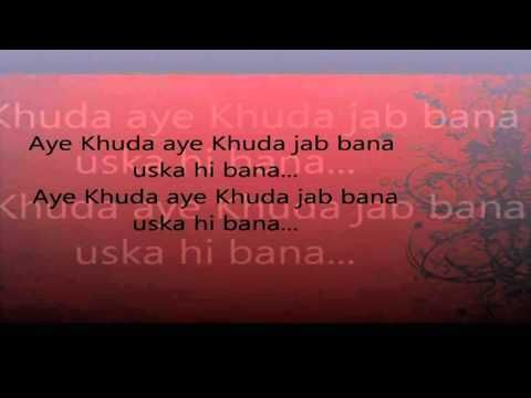 Uska Hi Bana Lyrics Lyrics Youtube Music