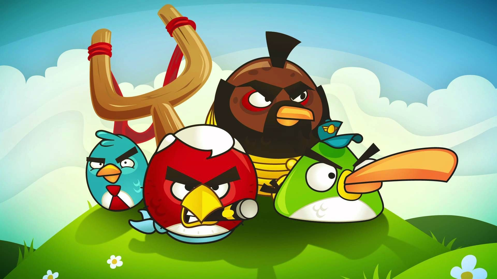 Awesome Angry Birds Wallpaper \u Life Quotes 1920×1080 Angry Birds  Wallpapers | Adorable