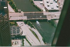 Chicago Sears Tower South View 2003