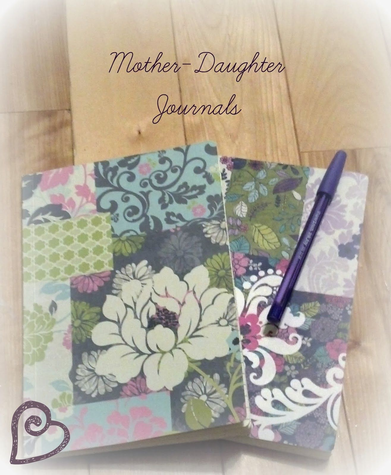 Mother Daughter Journals To Keep Communication Open With