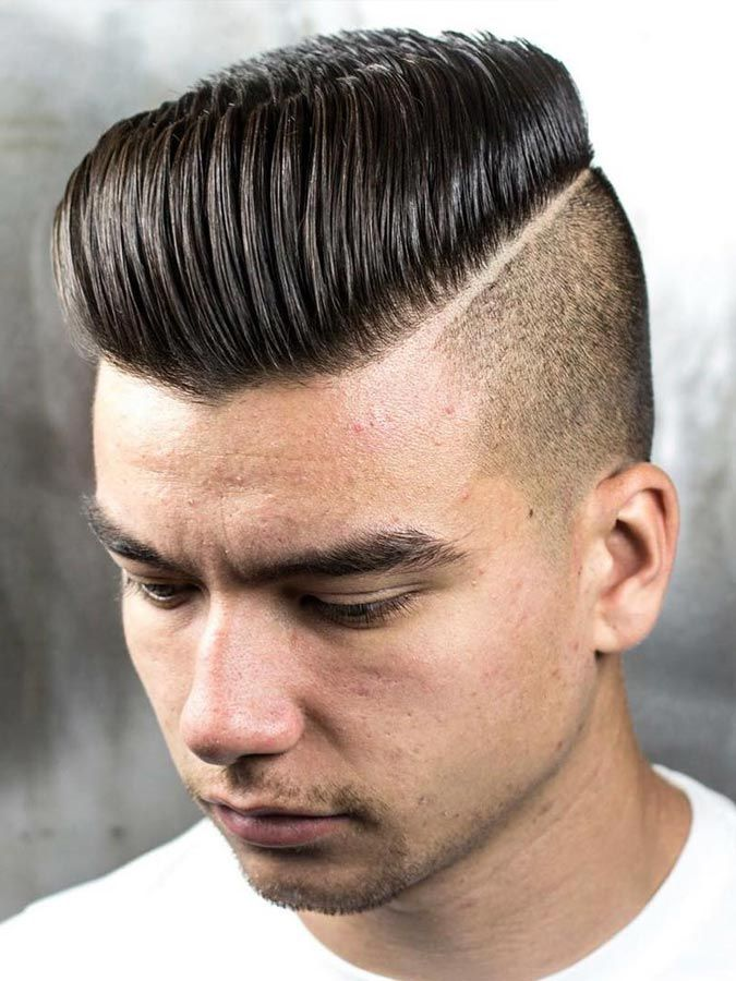 50 Pompadour Hairstyle Variations Comprehensive Guide