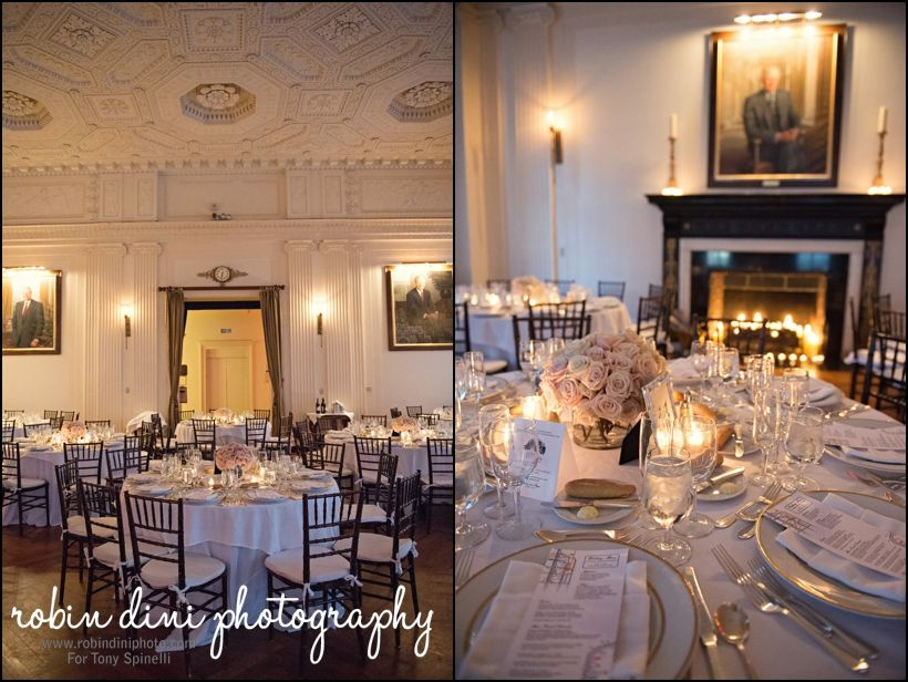 The Yale Club New York City Wedding Tony Spinelli Photography Robin Dini Weddings At Of Pinterest