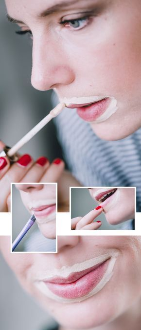 Lippenstift richtig auftragen – Anleitung und Tipps für knallige Lippenstifte – Rosegold & Marble