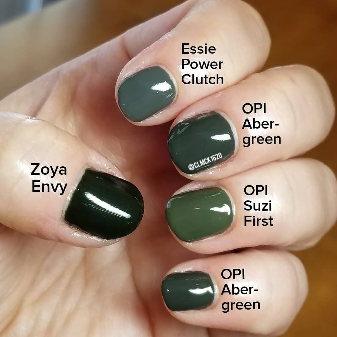 Pin by Natalie J on Nails in 2020 Nails, Nail ring, Essie