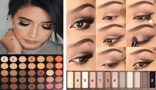 Download Makeup training (face, eye, lip) 💎⚜️⚜️ App Apk