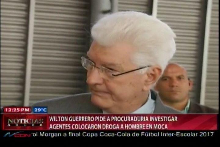 Senador Wilton Guerrero Destapa El Historial Delictivo Del Coronel