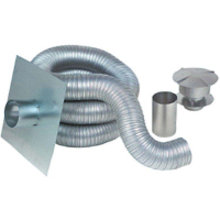 Chimney Liner Kit 6 Inch X 35 Feet Aluminum 2gackit0635 In 2020 Home Depot Metal Bender Sheet Metal Bender