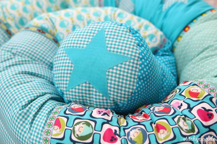 Bettschlange | Jungs, Nähen schnittmuster und Nähen