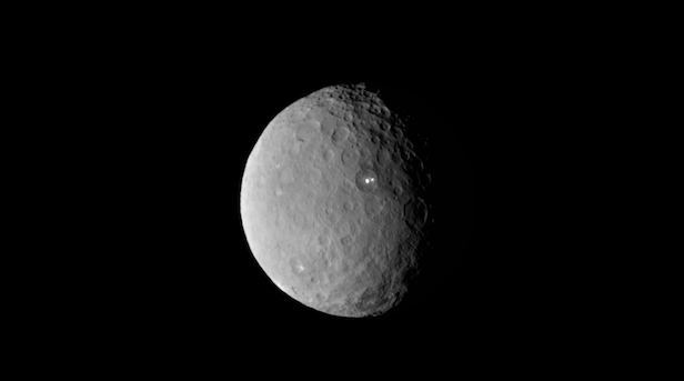 Ceres In The Asteroid Belt The Only Dwarf Planet Located In The Inner Solar System About The Size Of France Dwarf Planet Asteroid Belt Solar System