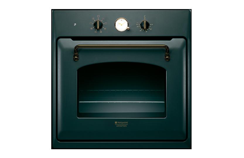 Встраиваемый духовой шкаф hotpoint-ariston (хотпоинт-аристон) fh 21 bk.