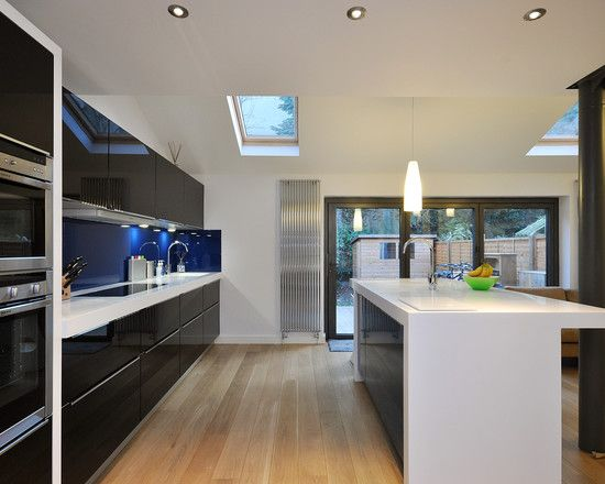 Kitchen by Ebstone http://www.houzz.com/photos/1098610/Steve-Dempsey ...