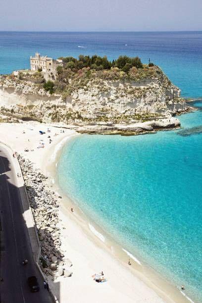 Die 12 Schonsten Strande Italiens Reisen Italien Urlaub Und