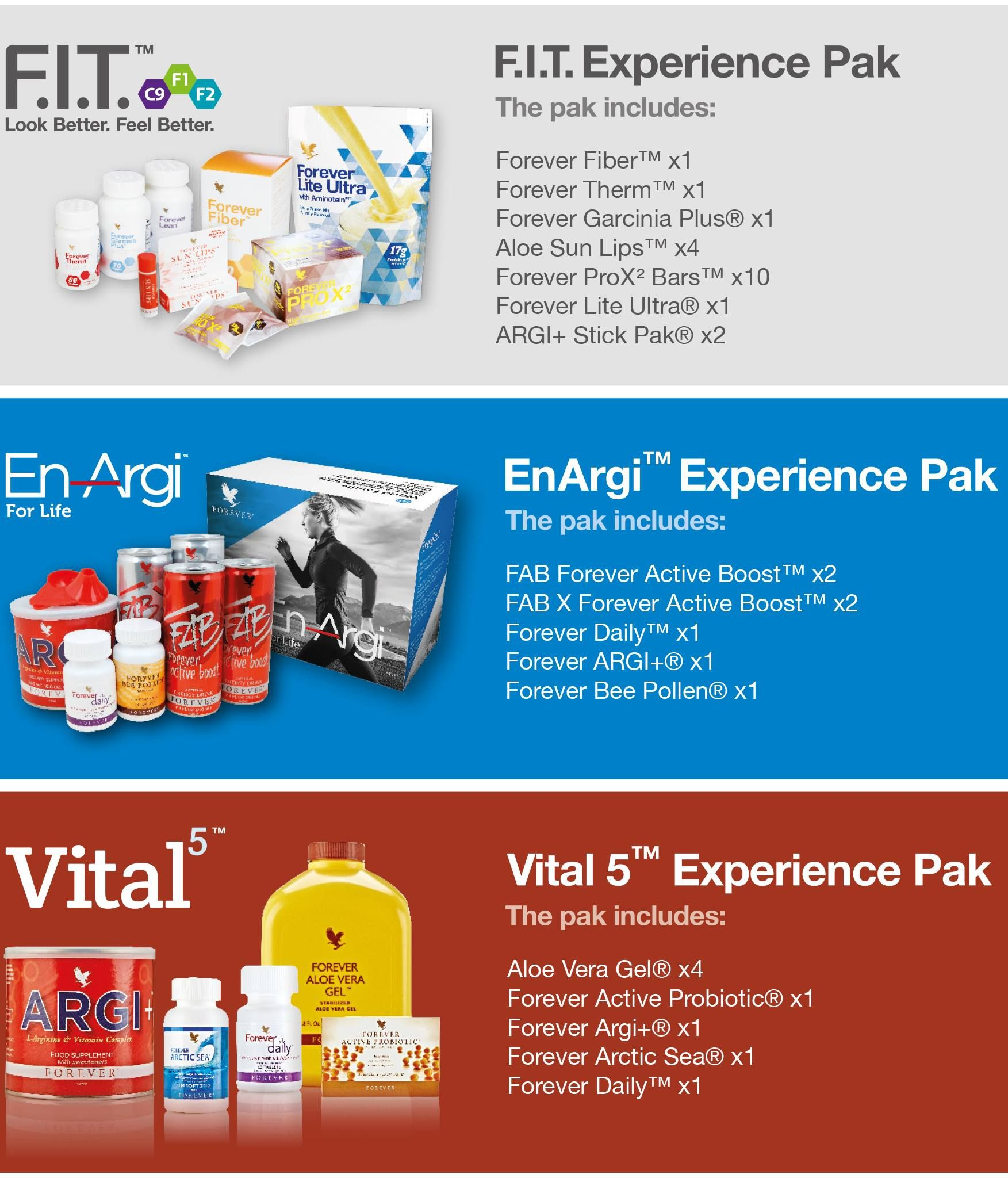 Some Amazing Products Coming Your Way Forever Forever Living