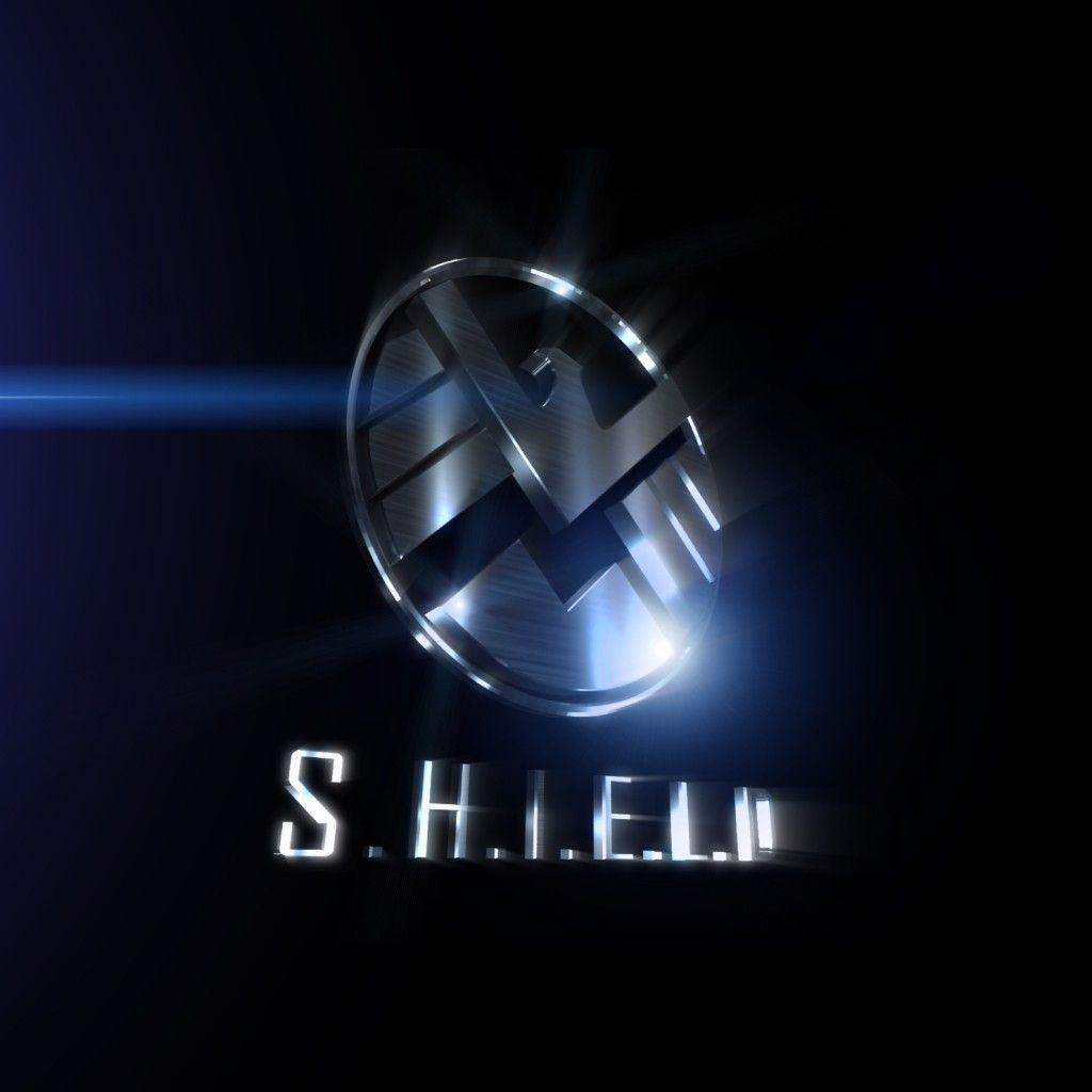Shield Marvel iPad Wallpaper | Games iPad Wallpaper | Joss ...
