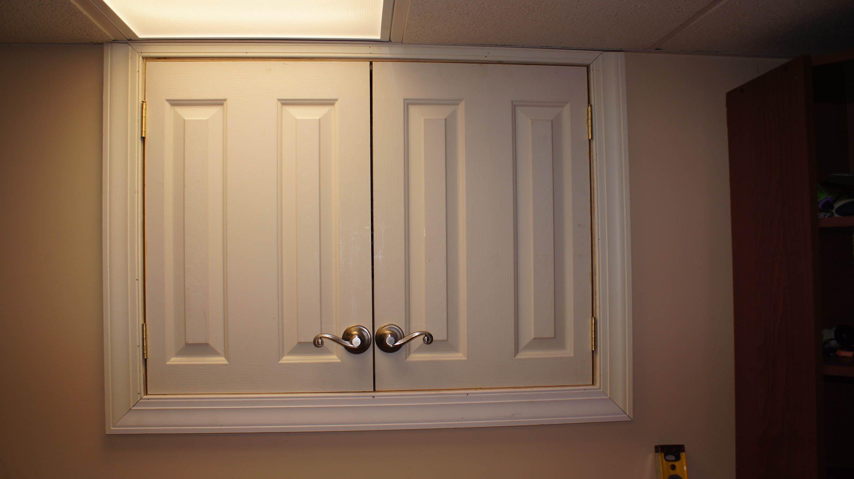 Cope Home Repairs Kelton Pa Crawl Space Door Finishing Basement Basement Renovations