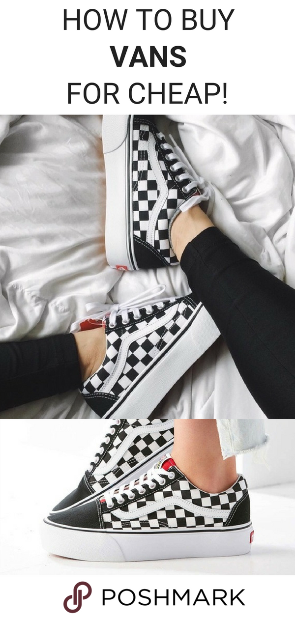 e05731e6ac Get Vans for up to 70% off on Poshmark! Download the free app to shop.