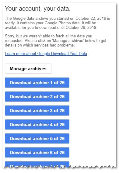 How Do I Download All My Google Photos Google Photos I Google Quick Reads