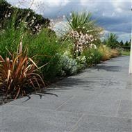 Jardin Bretagne - Réalisations paysagiste Rennes - Terrasse bois ...