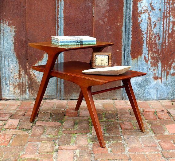 Step Side Table By John Van Koert For Drexel By RetroSpecList, $350.00