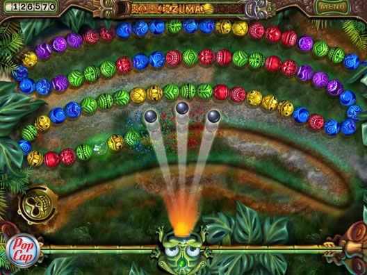 Games Zuma S Revenge Play The Puzzle Game For Free