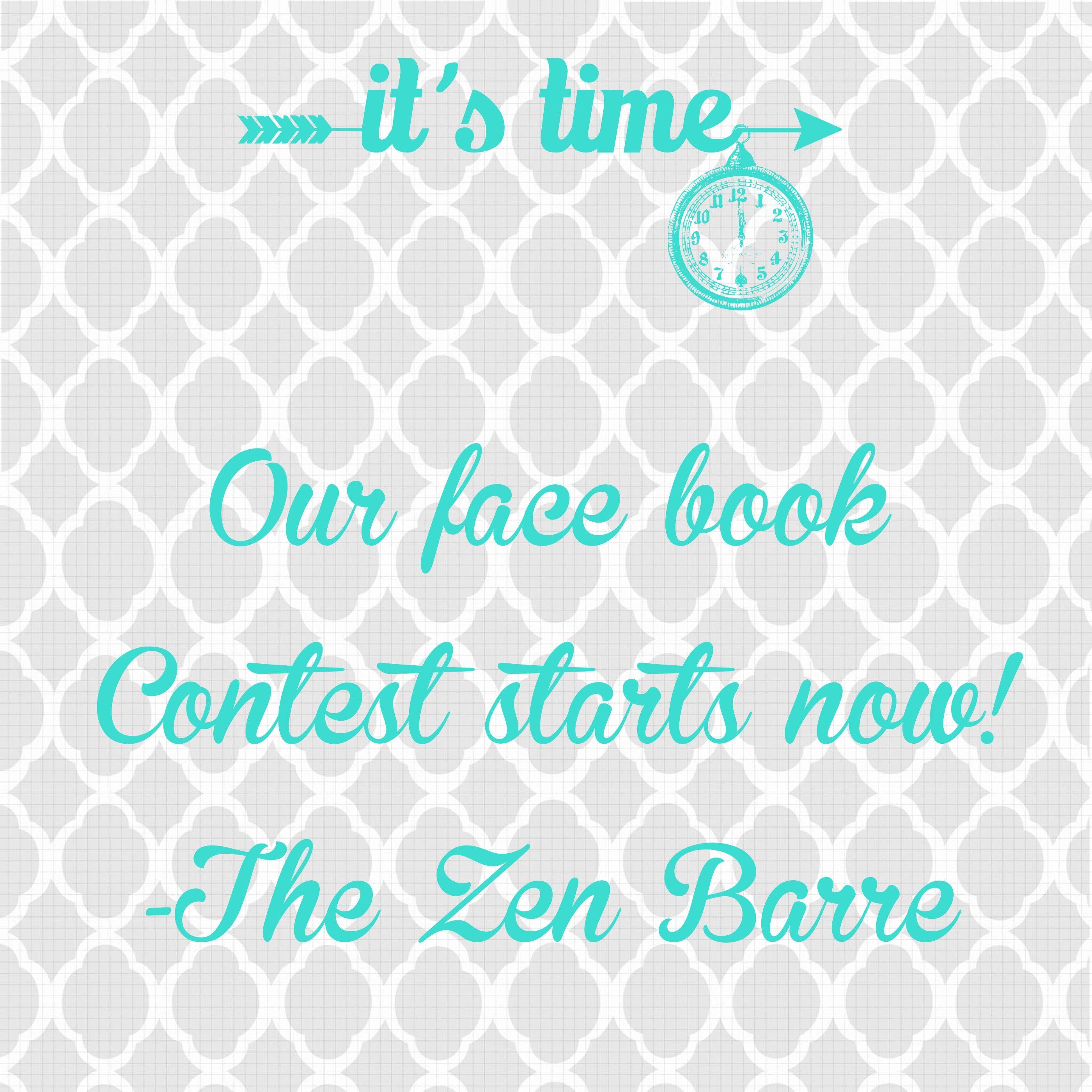 Barre Certification Win A Free Zen Barre Online Certification To