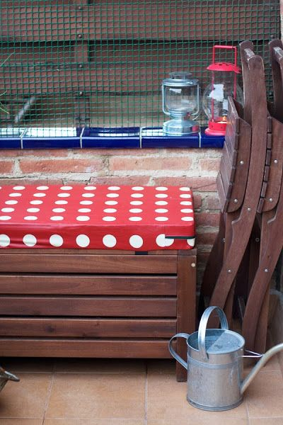 Cojines impermeables, para tus muebles de jardin. | COSTURA | Pinterest