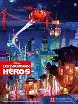 Les Nouveaux Heros Disney Film Streaming Vf Les Nouveaux Heros Film Francais Heros Disney