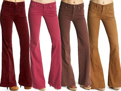 76bbad200d32 Bell Bottoms,now there called