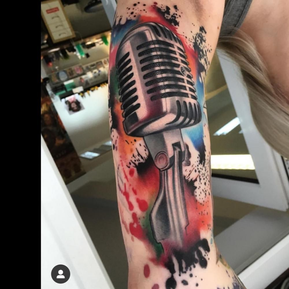 Best Watercolor World Famous Tattoo Ink In 2020 With Images