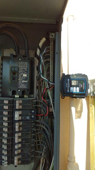Eaton Whole House Surge Protector-CHSPT2ULTRA-1 - The Home Depot | Home  electrical wiring, House wiring, Electrical renovation | Whole House Surge Protector Wiring Diagram |  | Pinterest