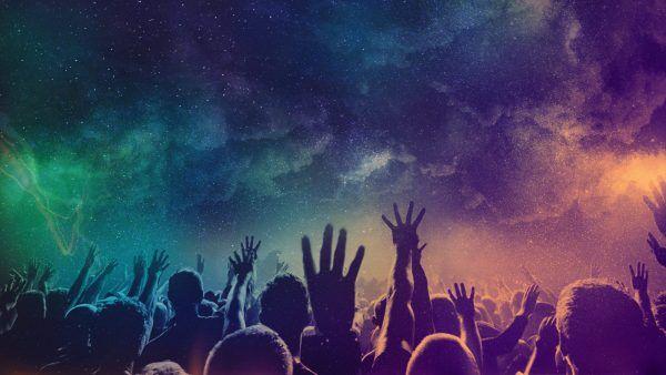 Worship Concert Background