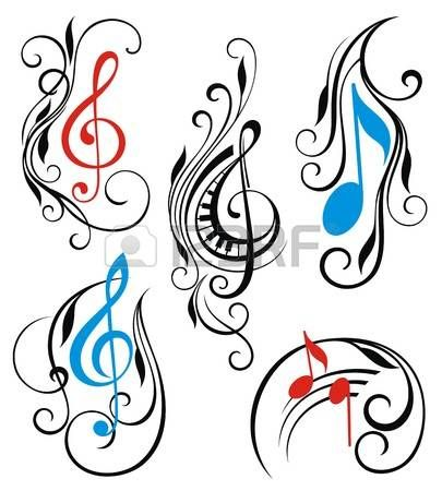 Stock Photo #musicnotes