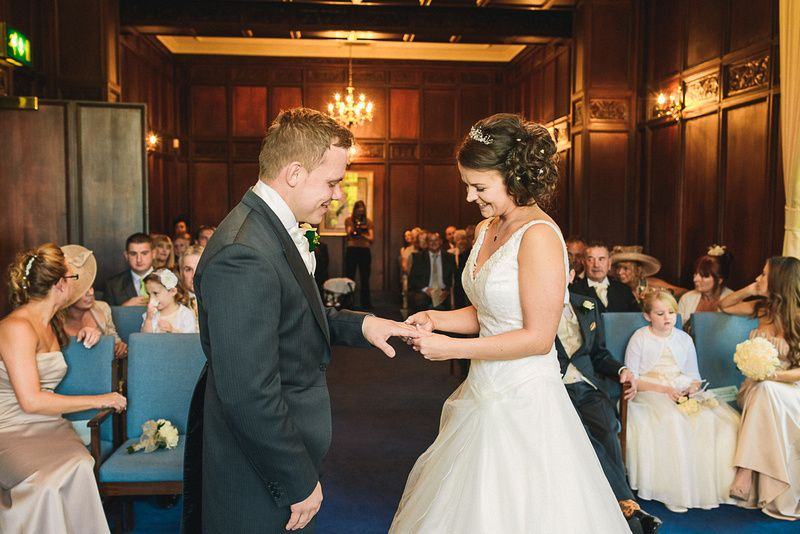 Dudley Registry Office Wedding Photography