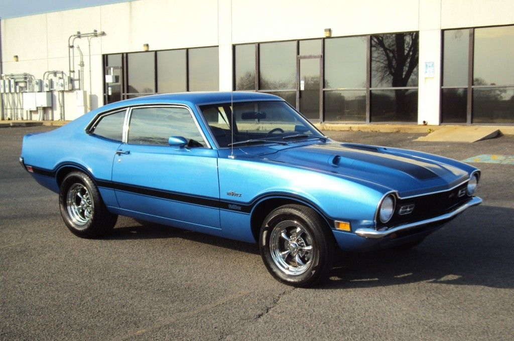 Factory 302 1972 Ford Maverick Grabber Ford Maverick Classic