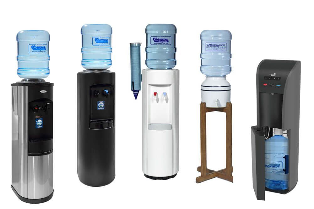 Water Coolers Mcgowan Water Conditioning A Complete Array Of Water Coolers Water Bottles On Top Can Be Distilled Or Water Coolers Water Supply Water Bottle