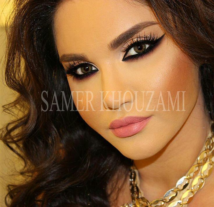 Berühmt Coiffure maquillage mariee libanais | Coiffures féminines et  OP29