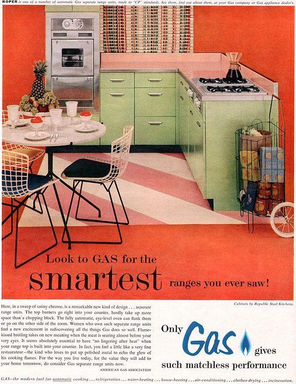 Wow Great Color Combo Lime Green Pink Coral Retro Kitchen Vintage Kitchen Vintage Appliances