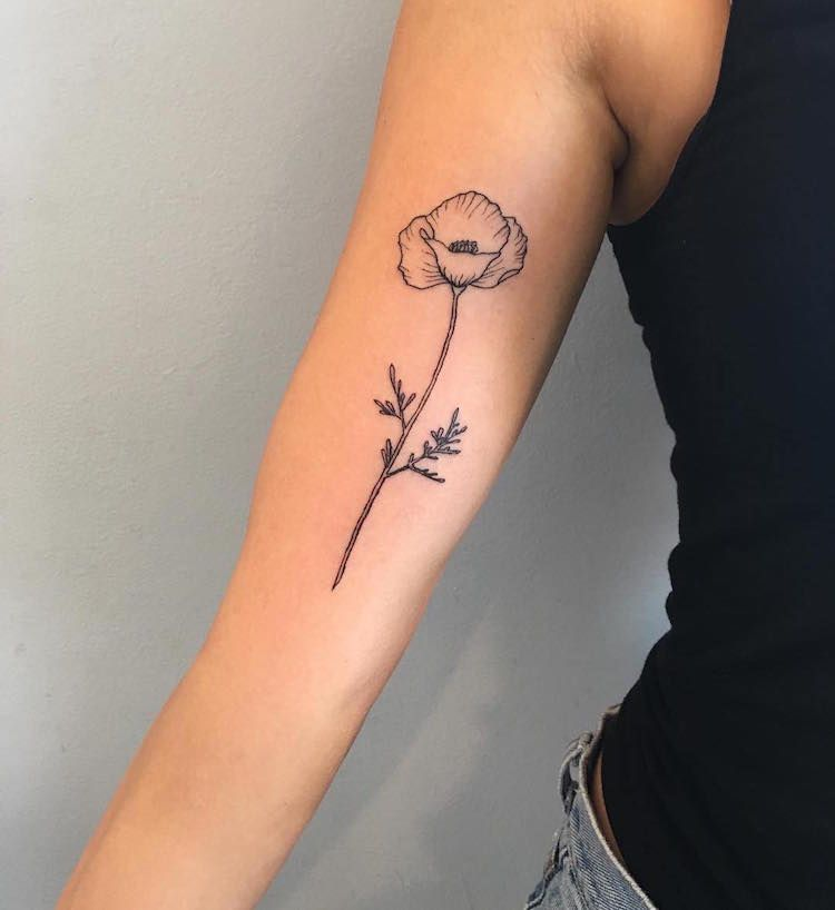 Animal-Friendly Vegan Tattoos Celebrate Nature With