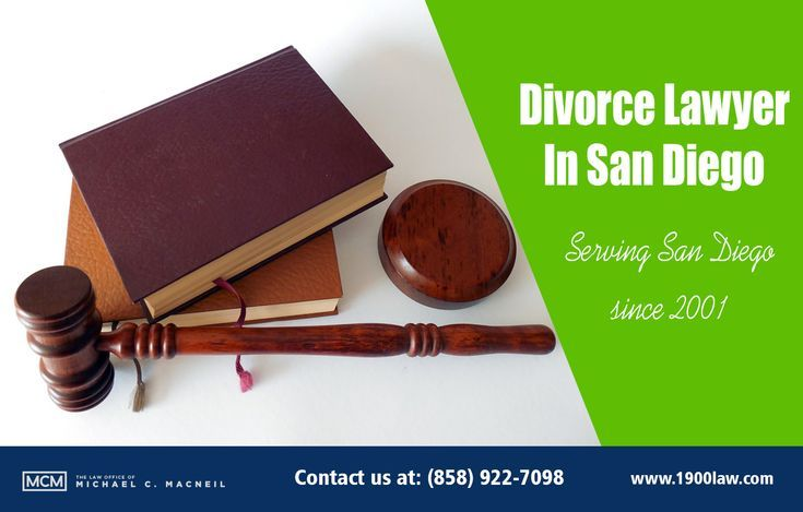 Divorce lawyer in san diego are usually lawyers that deal