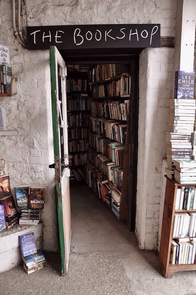 Let's open up a book shop