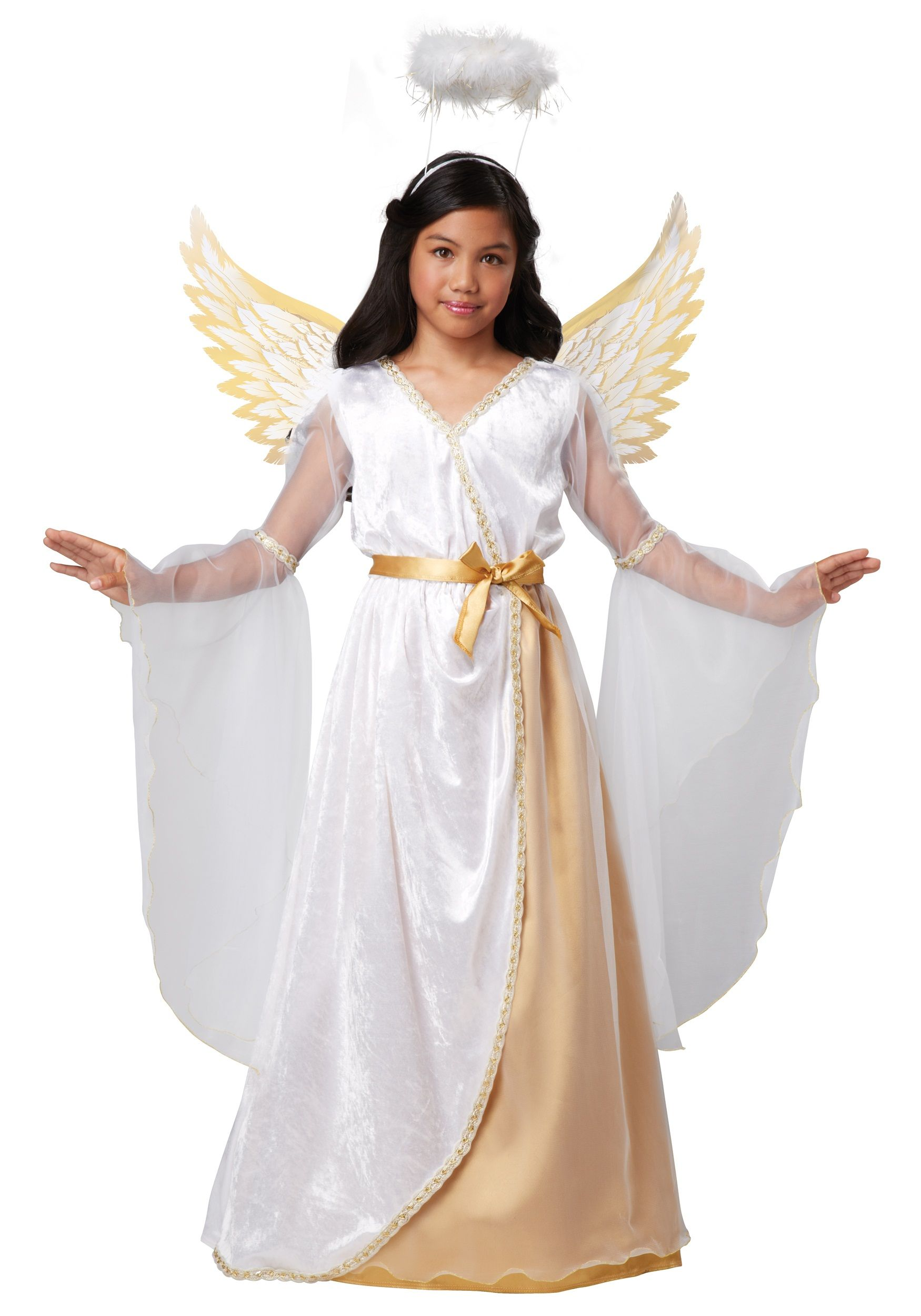 Angel costumes for tween girls  Teen Girl Halloween Costumes Angel