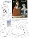 Одежда для куклы.Выкройка.. Обсуждение на LiveInternet - Российский Сервис Онлайн-Дневников