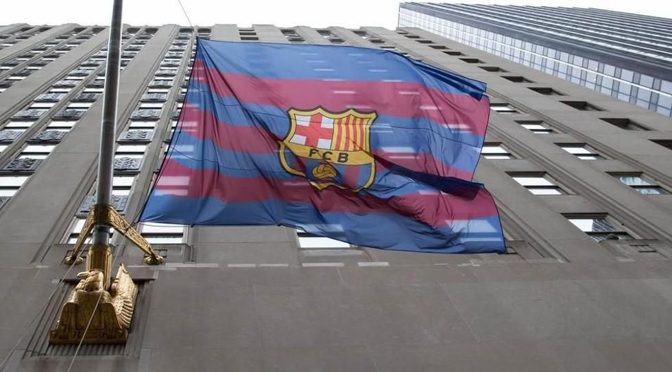 Welcome, Barça! - http://www.vistoenlosperiodicos.com/welcome-barca/