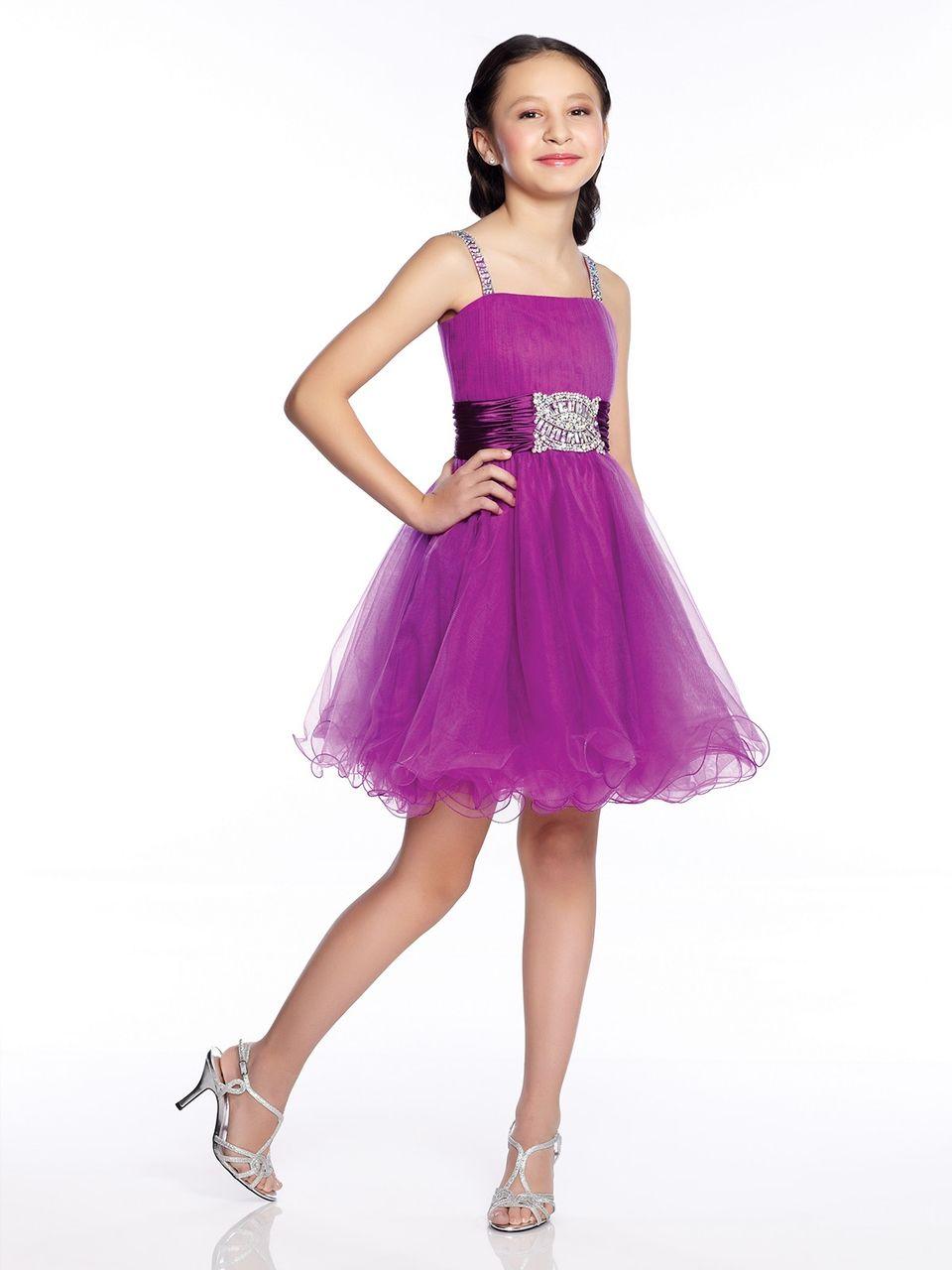 Lexie Girls Cocktail Dress Tw21546 Junior Party Dresses Dresses For Tweens Girly Dresses [ 1280 x 960 Pixel ]