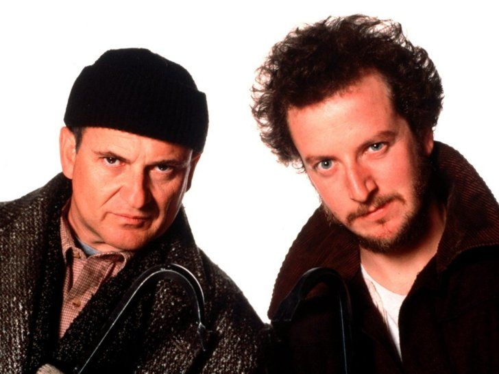 Harry and Marv From Home Alone Halloween costumes and Happy halloween - pop culture halloween costume ideas