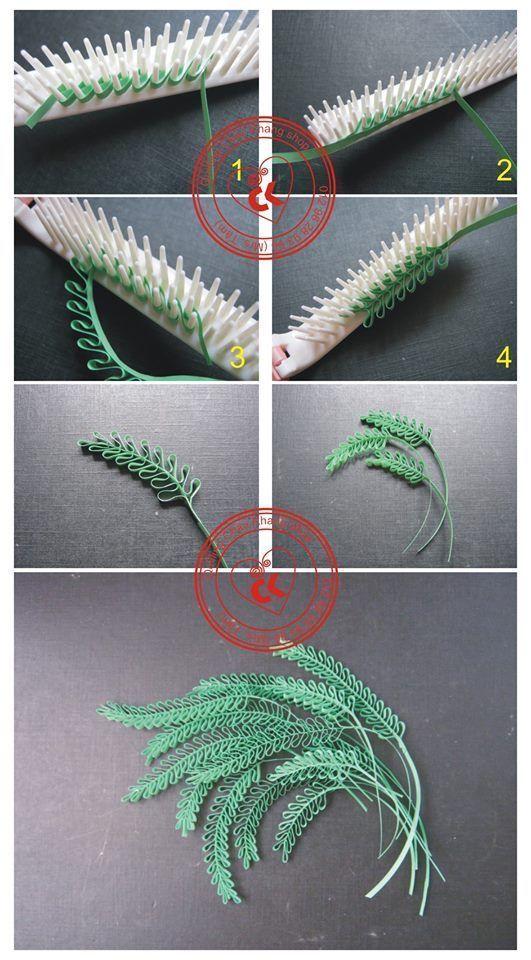 Photo of Was ist Quilling? Dünne Papierstreifen drehen sich um die Nadel – Paper Ideas